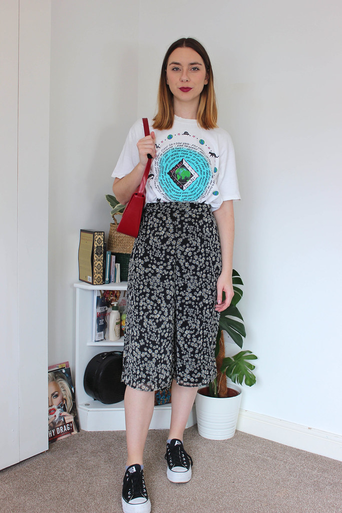 Second Hand Daisy Culottes