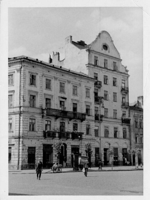 Plac Zamkowy 1, 3-5