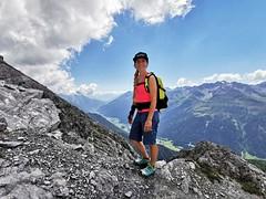 Horský trek Kapall - Leuterkircherhütte