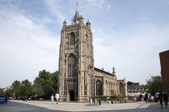 St Peter Mancroft - Norwich