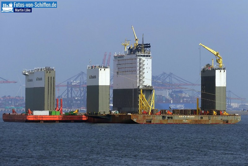 Dockschiffe