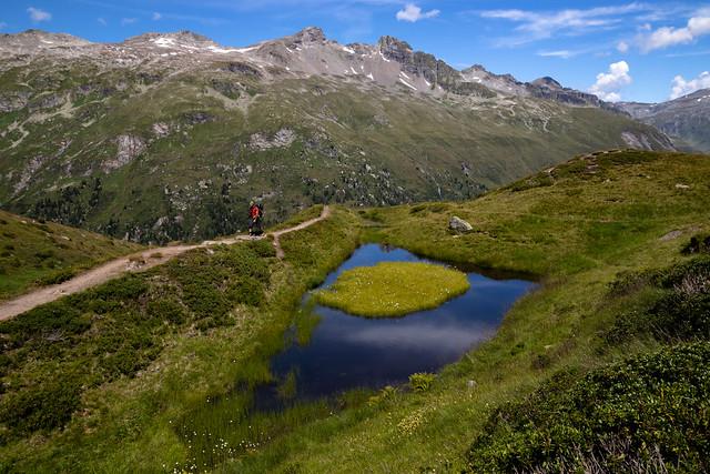 Das Auge Gottes - Osttirol - Österreich