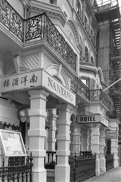 Cromwell Rd, South Kensington, Kensington & Chelsea, 1987 87-12f-13-positive_2400