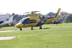 G-RSCU Agusta A-109E [11777] Sywell 020918