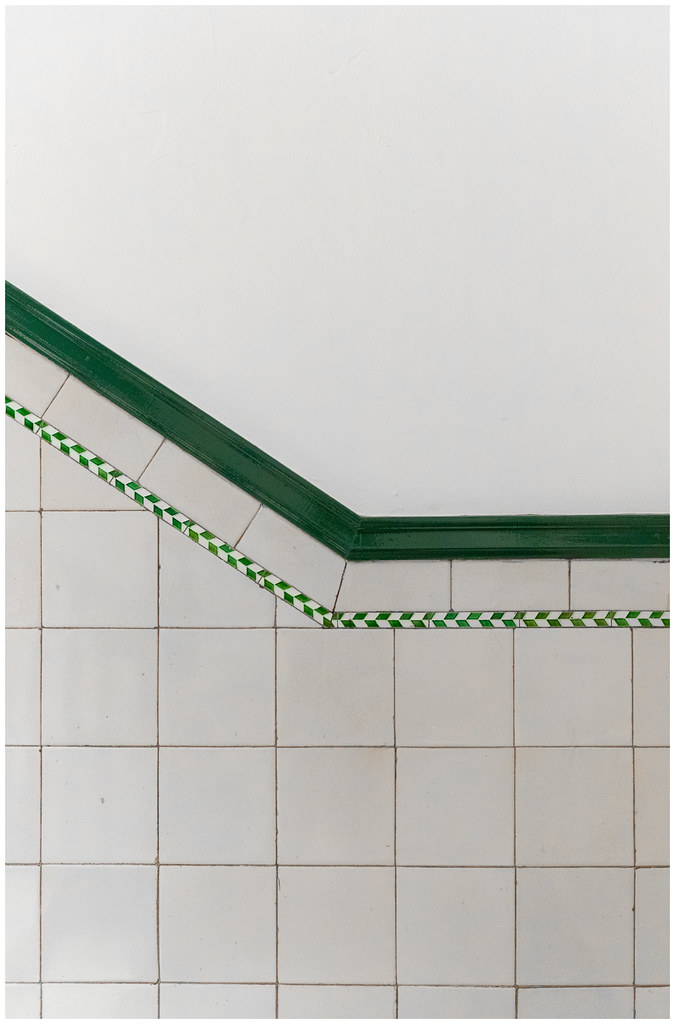 Close Tiles, Glasgow