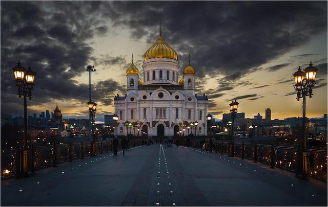 Moskau, Christi-Erlöser-Kathedrale