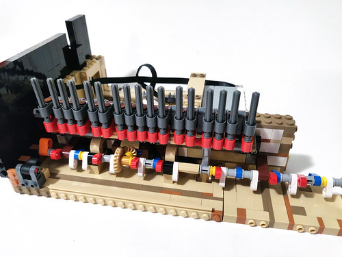 LEGO Ideas Grand Piano (21323)