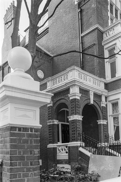Melbury Rd, Kensington, Kensington & Chelsea, 1987 87-12c-13-positive_2400