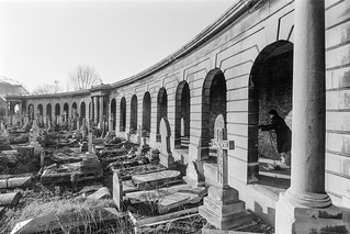 Brompton Cemetery, West Brompton, Kensington & Chelsea, 1987 87-12b-52-positive_2400