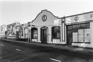 Old Brompton Rd, West Brompton, Fulham, Kensington & Chelsea, 1987 87-12b-01-positive_2400