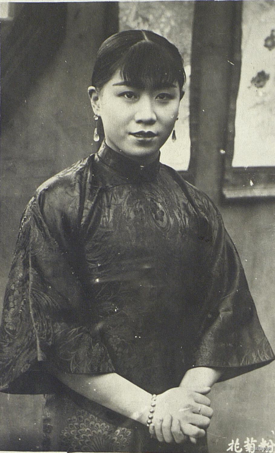 15. Артистка Хуа Цзю-фэнь