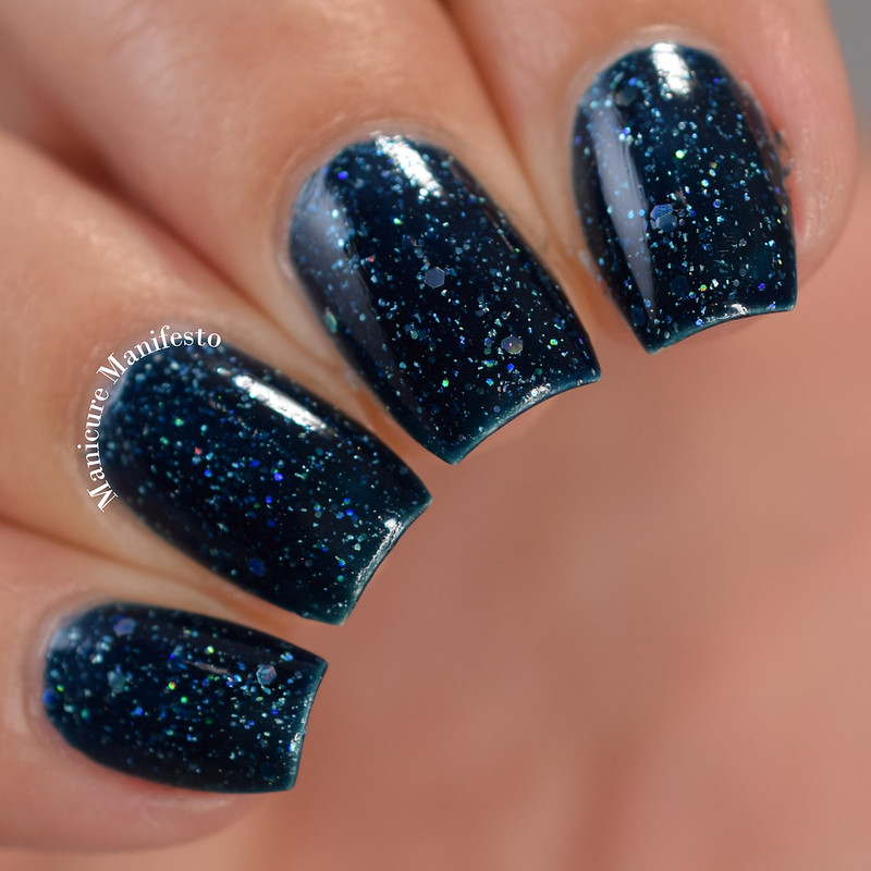 Picture Polish Saphira Review