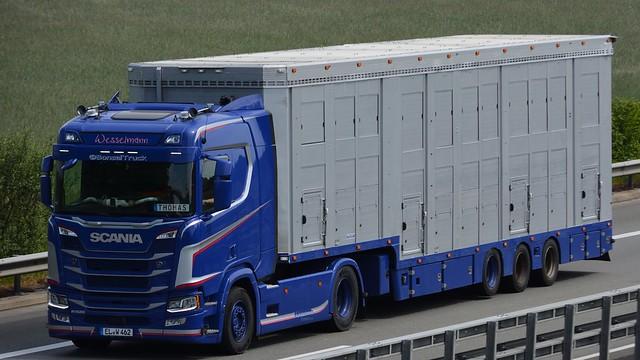 D - Wesselmann Scania NG R500