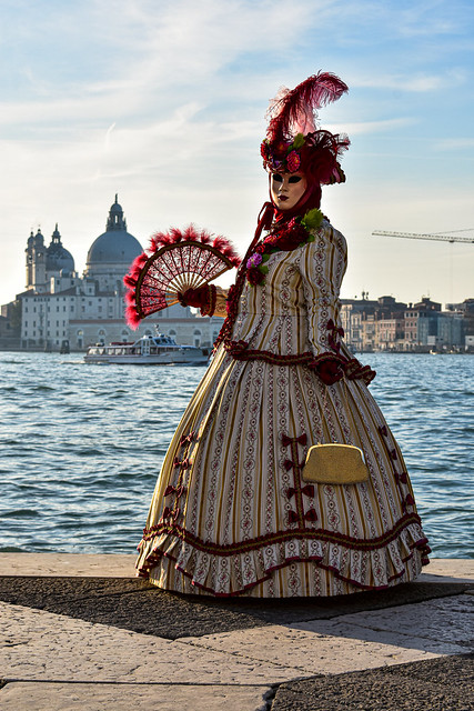 More from the beautiful carnivals days in Venice