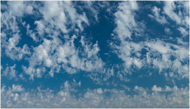 Cloud Shapes, Glasgow