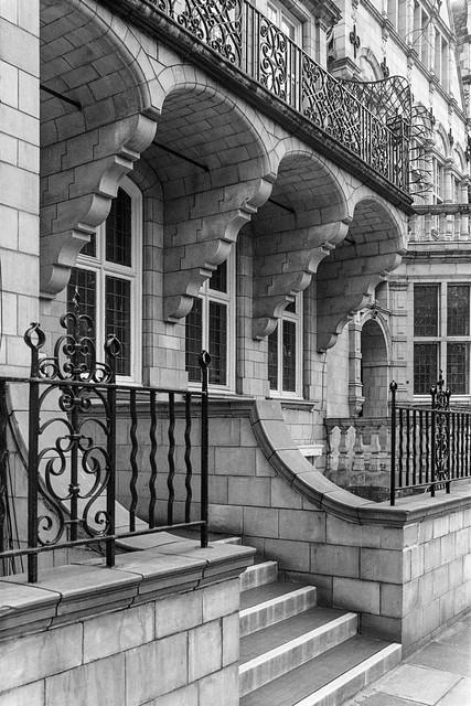 Collingham Gardens, Earls Court, Kensington, Kensington & Chelsea, 1987  87-12e-31-positive_2400