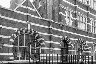 Collingham Gardens, Earls Court, Kensington, Kensington & Chelsea, 1987  87-12e-26-positive_2400