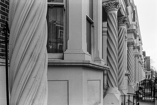 Nevern Place, Earls Court, Kensington & Chelsea, 1987 87-12b-12-positive_2400