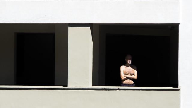 Edward Hopper Simulacrum