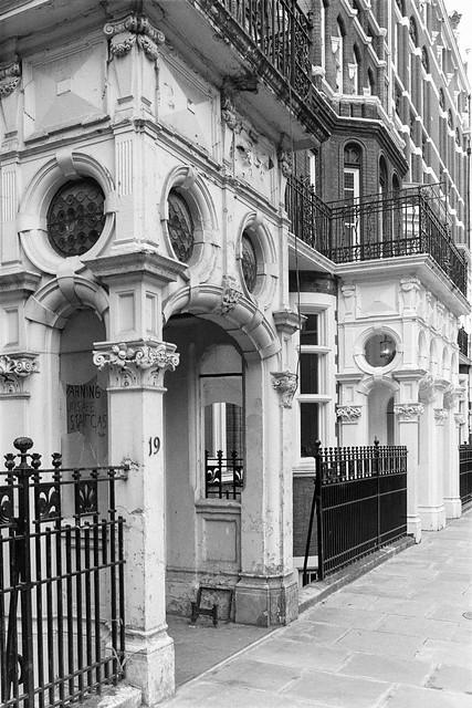 Collingham Gardens, Earls Court, Kensington, Kensington & Chelsea, 1987   87-12e-46-positive_2400