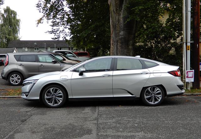 Honda Clarity (AJM CCUSA)