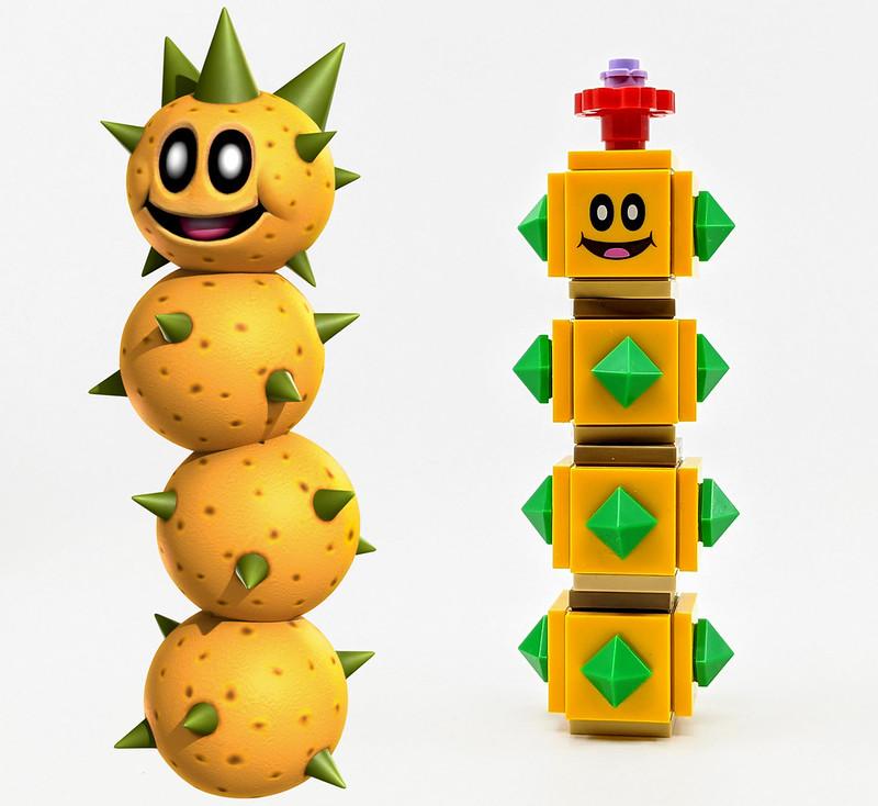 LEGO Mario Characters Pokey