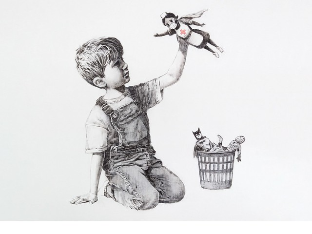 Game Changer - Banksy