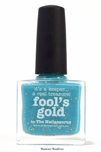 Picture Polish Fool's Gold Review
