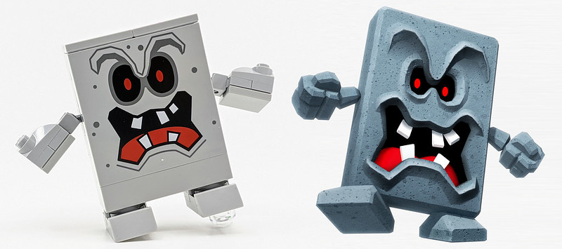 LEGO Mario Characters Whomp