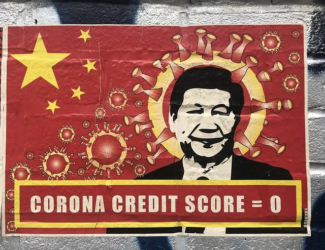 Corona Credit Score = 0, Subdude