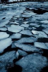 Patrones en el hielo