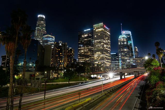 Streaking in LA