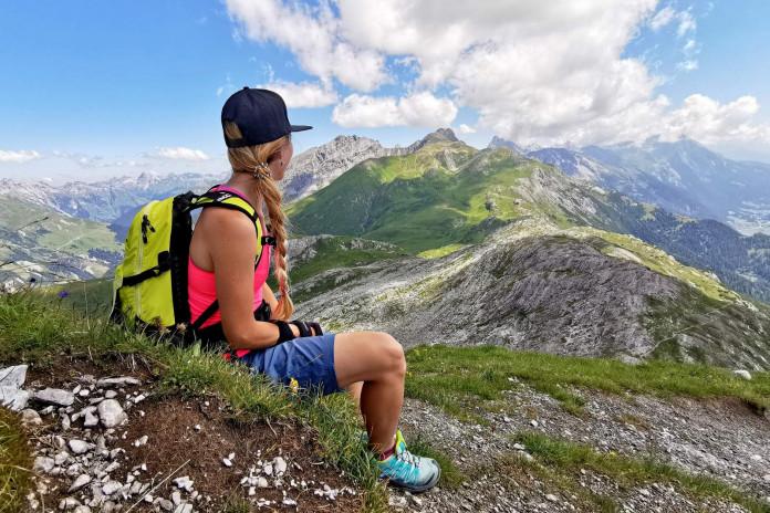 Letní tipy SNOW tour: St. Anton – pěšky po skalách, na kole do údolí