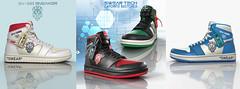 L&B@ Man Cave Aug 2020 - SwearTECH EV-085 Sneakers!