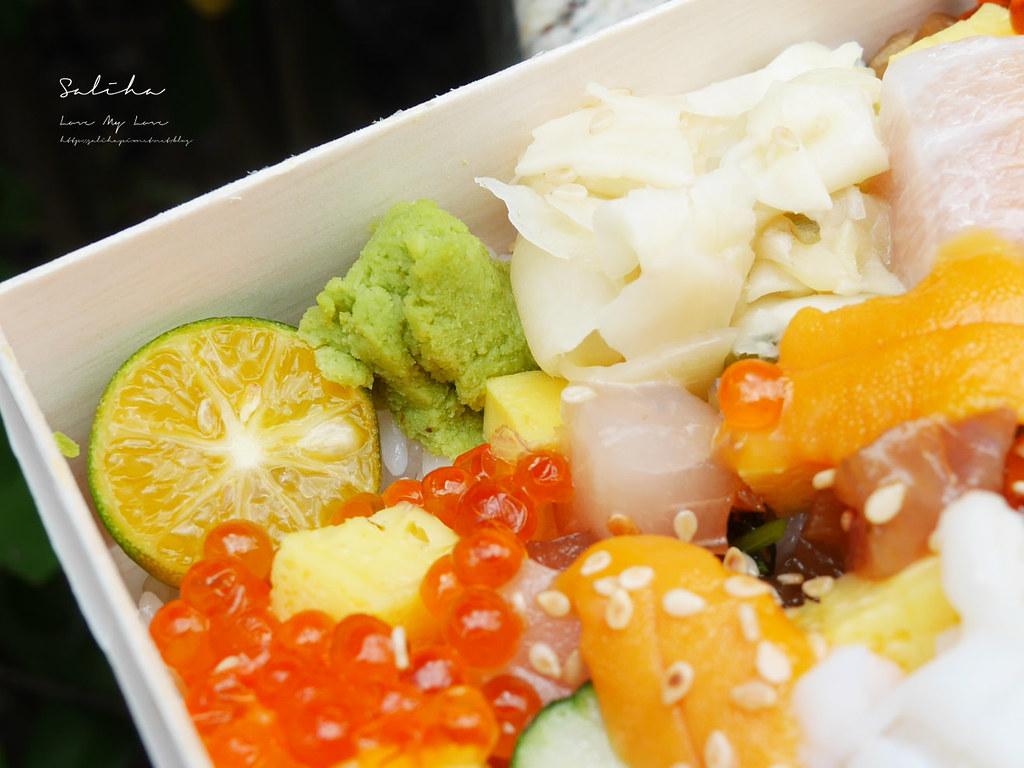 台北市政府站ig打卡美食日本橋海鮮丼辻半微風信義店好吃日本料理便當生魚片 (5)