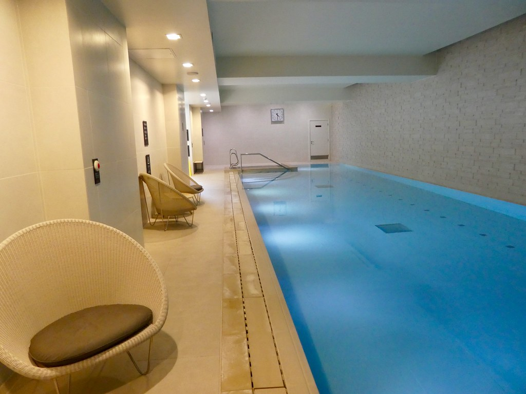 CitySuites Manchester Swimming Pool