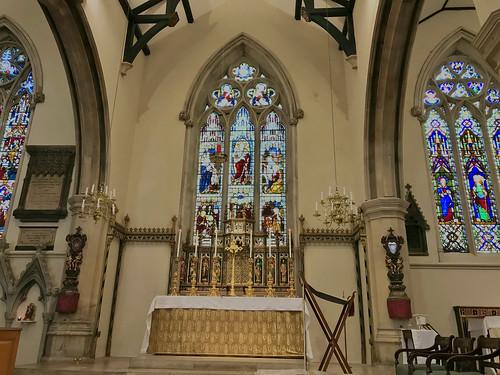 Morning Mass, St Mary Magdalen