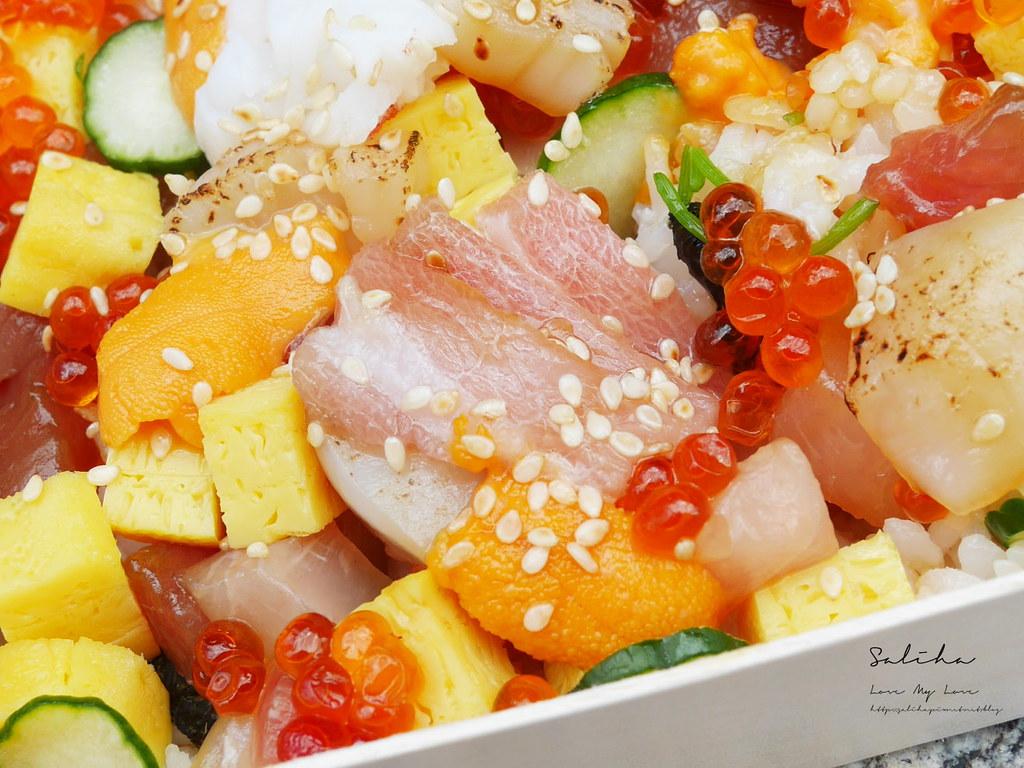 台北市政府站ig打卡美食日本橋海鮮丼辻半微風信義店好吃日本料理便當生魚片 (4)