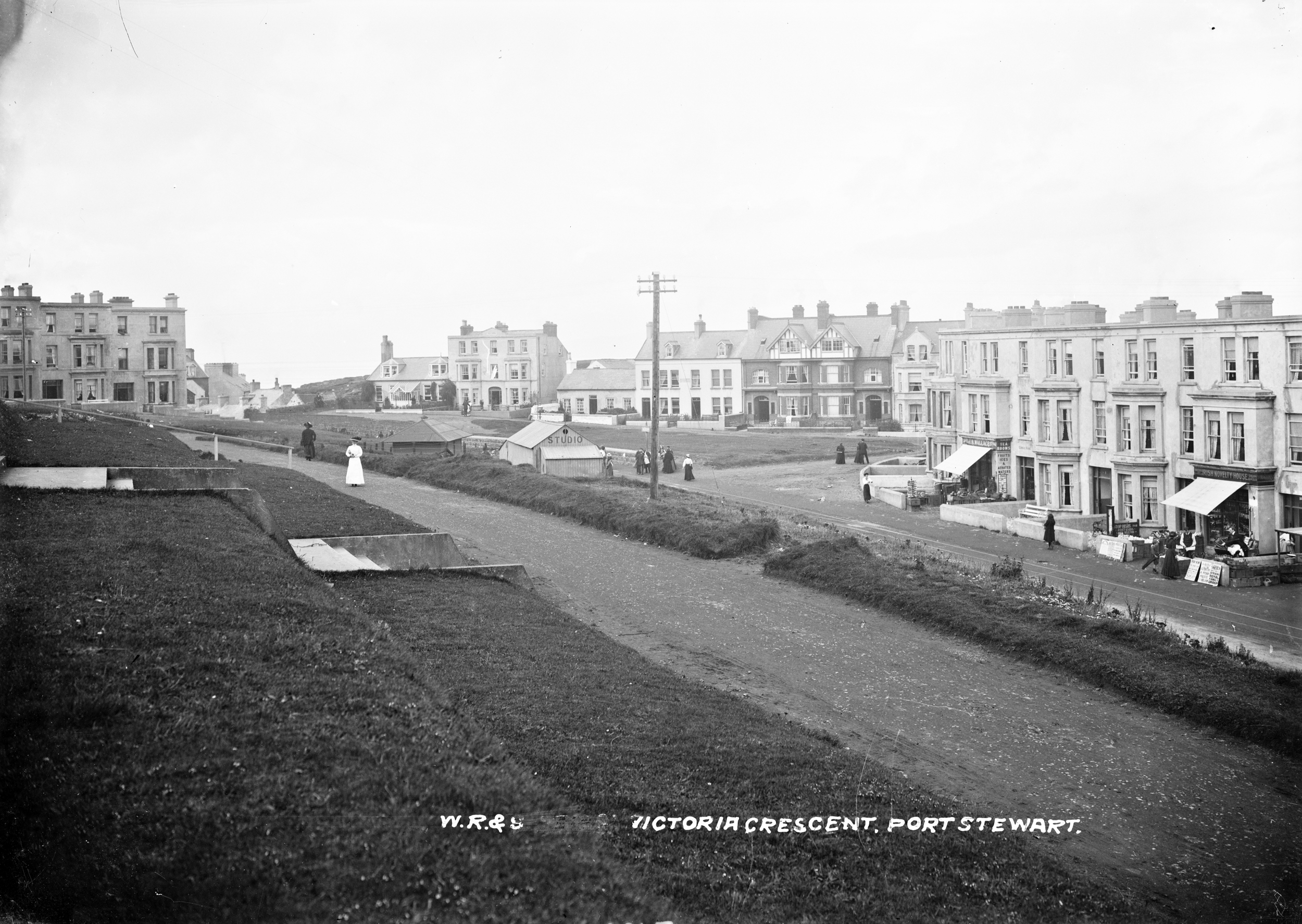 The Ups and Downs of Victoria Crescent