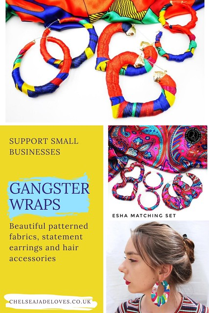 Gangstar Wraps - Support Small Businesses
