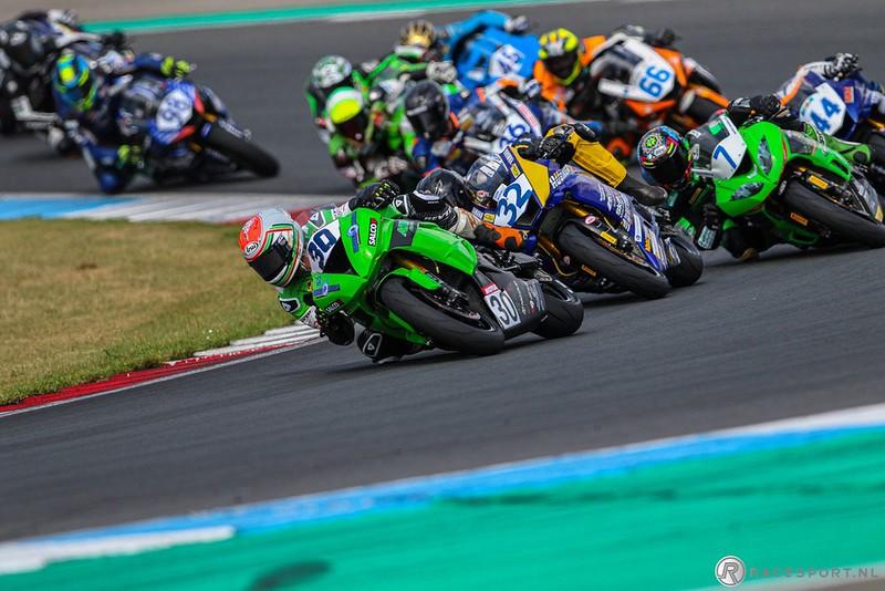 IDM Supersport 600 race 2