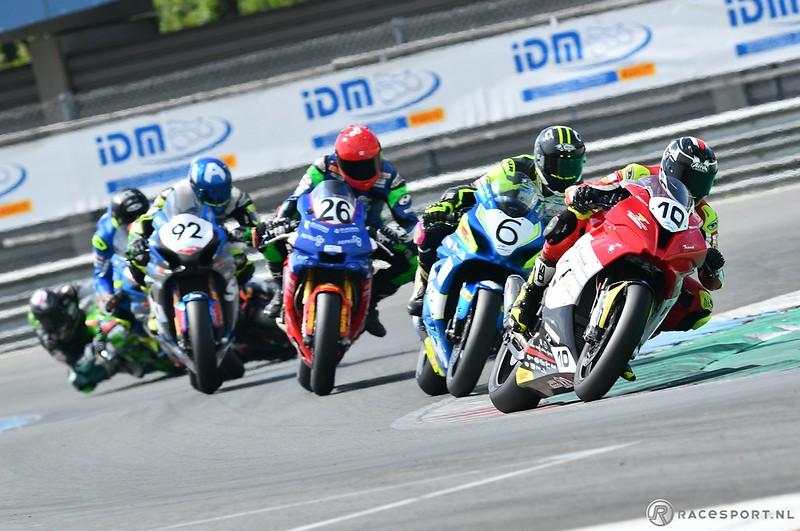 IDM Superbike 1000 race