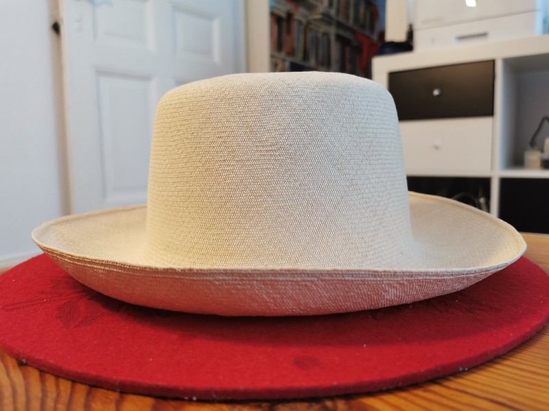 Panama Hat (bought in Ecuador)