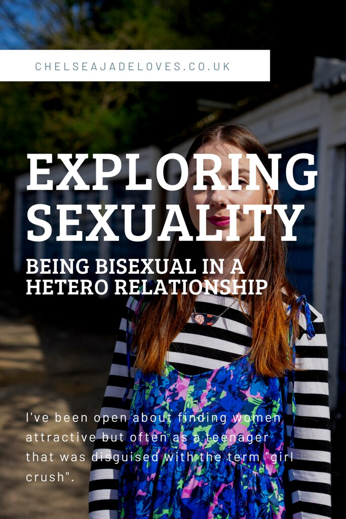 Exploring my sexuality Pinterest Graphic