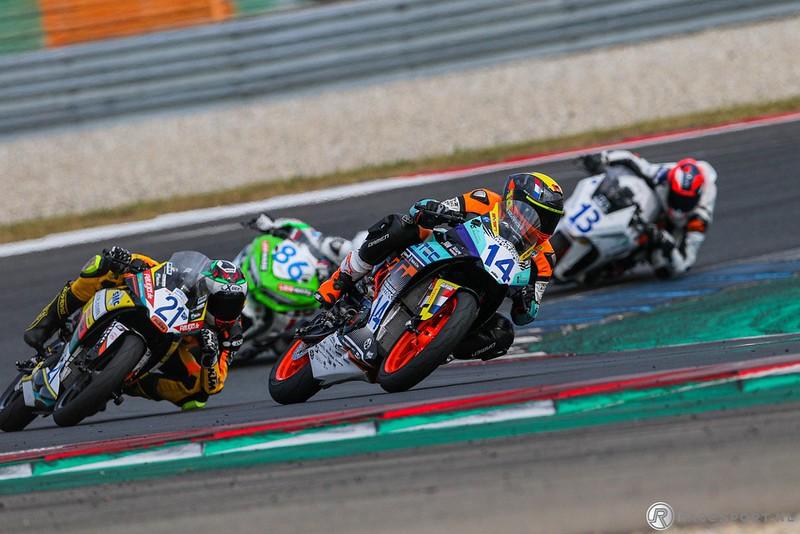 IDM Supersport 300 race 2