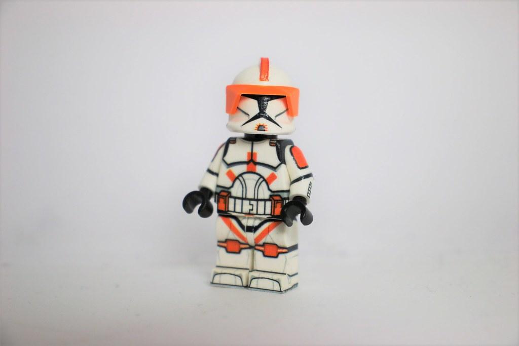 Lego commander cody