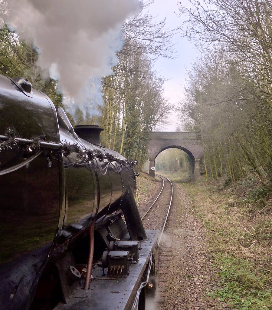 Great Central Railway Birstall Leicestershire 30th December 2019