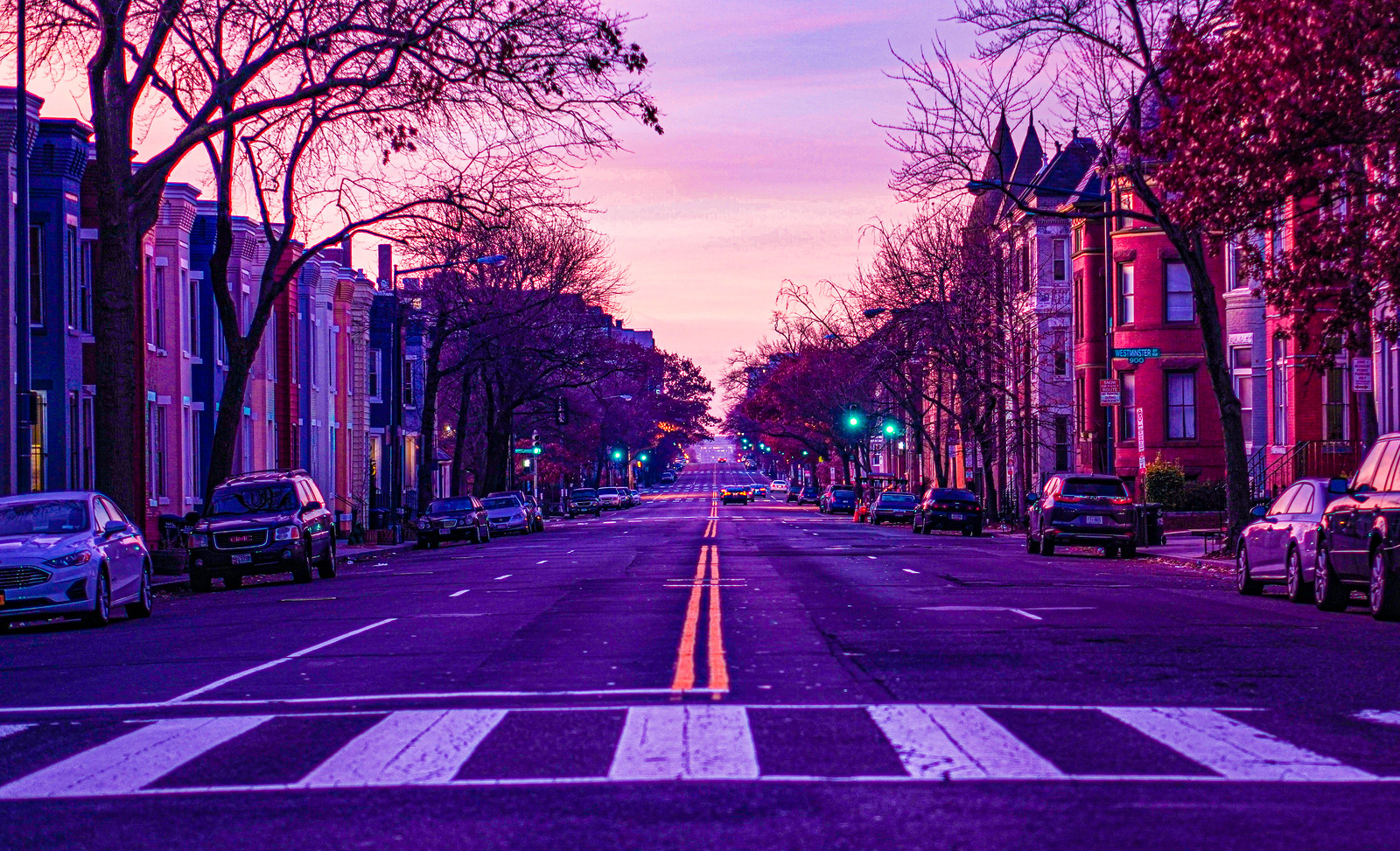 2020.08.17 DC Street, Washington, DC USA 359 06012