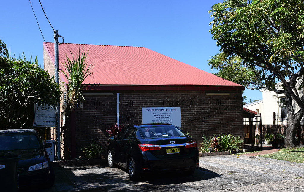 Uniting Church, Tempe, Sydney, NSW.