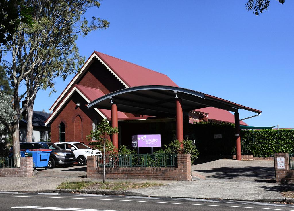 Former Church, Rosebery, Sydney, NSW.